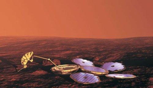 4-1 Возможно, мы уже колонизировали Марс