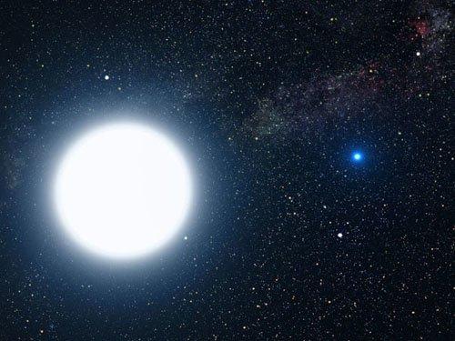 4-13 Многие обычные звездные системы в прошлом были двойными