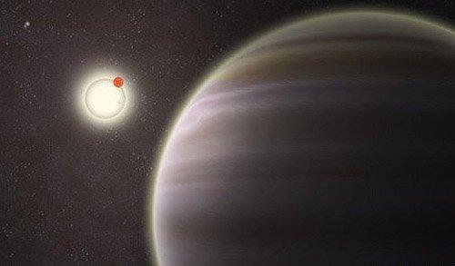 1-1 Обнаружена экзопланета, находящаяся в системе четырех солнц