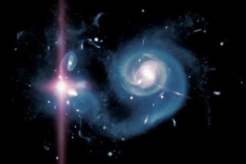 4-1 Обнаружены следы самой старой сверхновой
