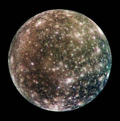 Каллисто Топ-10 самых необычных спутников