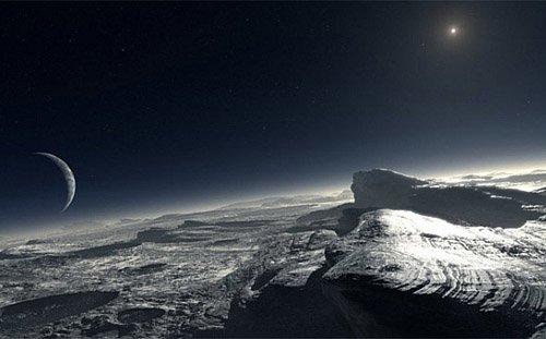 090304-pluto-atmosphere-02 Плутон обладает мощной атмосферой