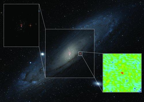 1-11 За пределами нашей Галактики обнаружен первый микроквазар
