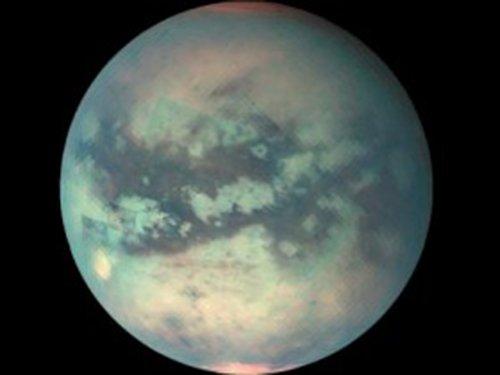 298 Толщина льда на Титане намного толще, нежели считалось ранее