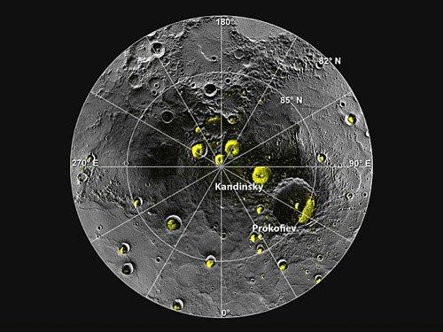 708617main_PressConf20121126_full_24x3_946-710 MESSENGER нашёл на Меркурии лёд