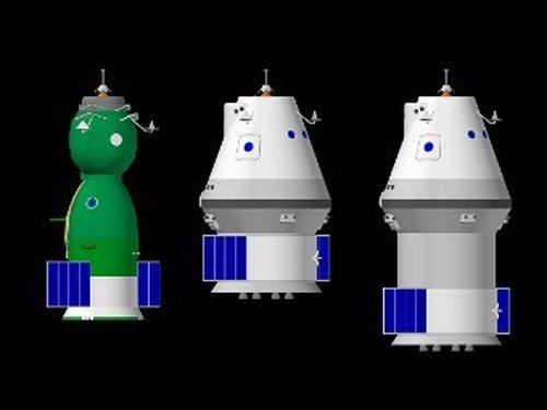 picture Корпорация «Энергия» разработала проект нового российского космического корабля