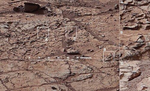 johnklein Марсоход Curiosity нашёл древнюю реку