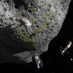 NASA планирует поймать астероид