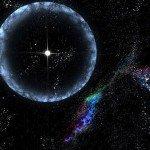 В центре Млечного Пути вокруг чёрной дыры вращается нейтронная звезда