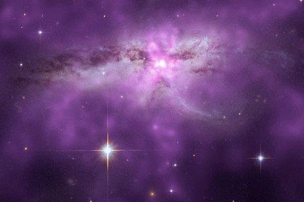 Объект NGC 6240