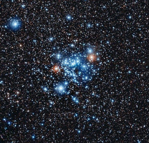 Астрономы открыли новый тип переменной звезды