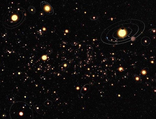 Вероятно, Млечный Путь имеет много планет