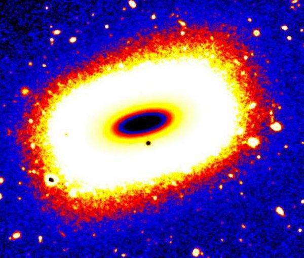 Прямоугольная галактика