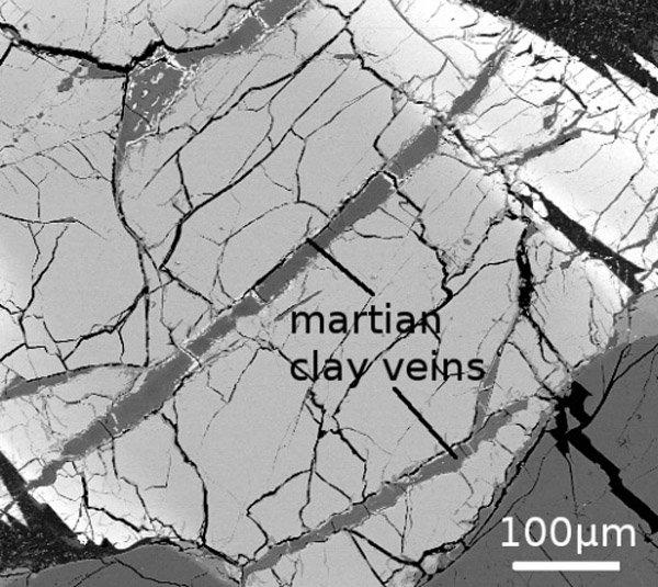В марсианской глине обнаружены бораты