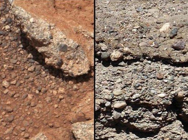На Марсе реки и ручьи исчезли гораздо позже, чем считалось