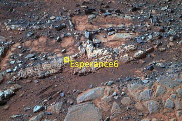 Марсоход Opportunity обнаружил следы пресной воды