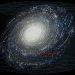 Диаметр Млечного Пути намного больший, чем считалось