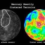 поверхность Меркурия значительно моложе самой планеты