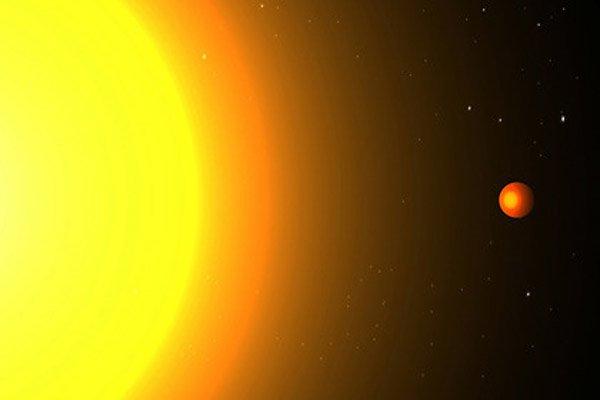 Обнаружена экзопланета с очень маленьким астрономическим годом