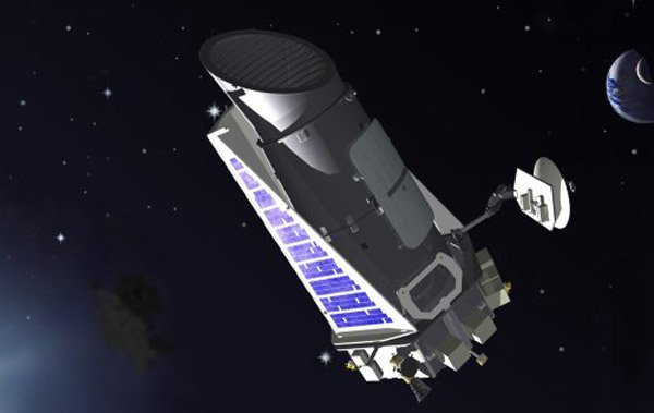 NASA решила не восстанавливать телескоп «Кеплер»