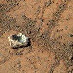 Ученым удалось объяснить феномен марсианского «блуждающего камня»