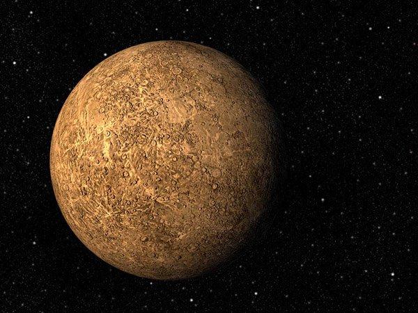 Ученые смоделировали формирование Меркурия из протопланеты