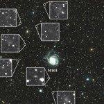 Телескоп Dragonfly Telephoto Array позволил открыть семь карликовых галактик