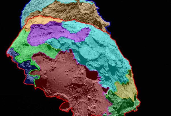 Европейцы получили очень четкие изображения кометы