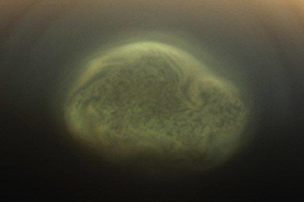 На Титане обнаружено облако из синильной кислоты
