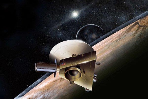 Межпланетная станция New Horizons достигла орбиты Плутона