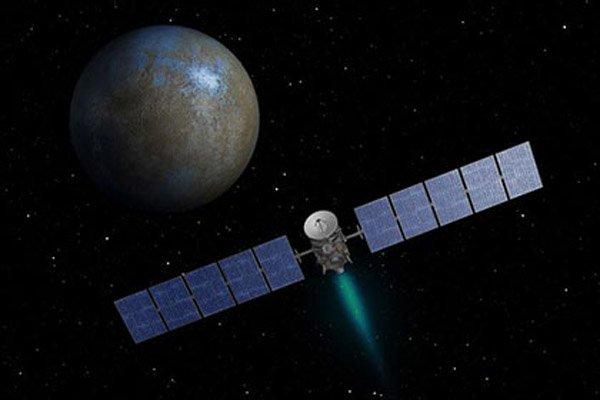 Зонд Dawn приближается к карликовой планете Церера