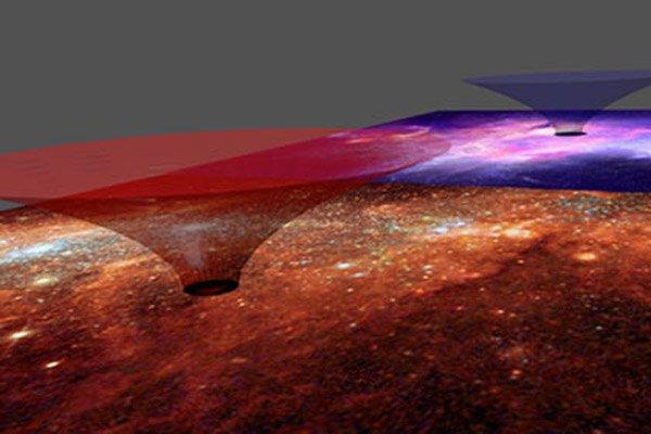 Возможно, у Млечного Пути имеется червоточина