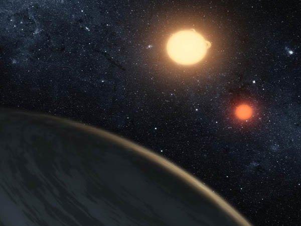 dve planety