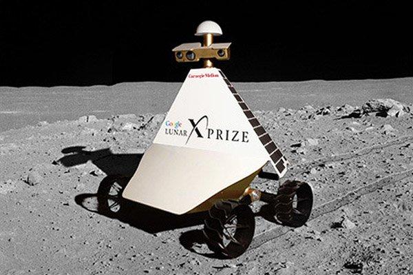 Японцы и американцы собираются устроить гонку на Луне