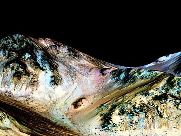 1 ТОП-7 фактов о воде на Марсе