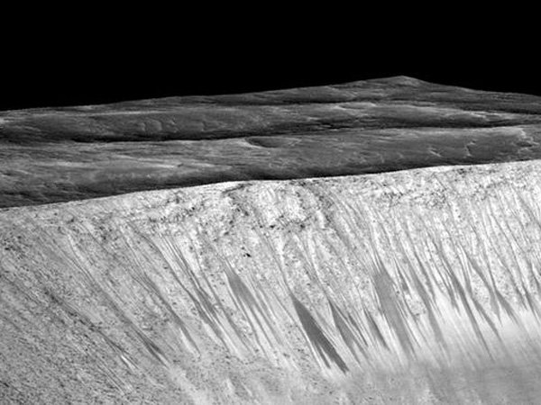 3 ТОП-7 фактов о воде на Марсе