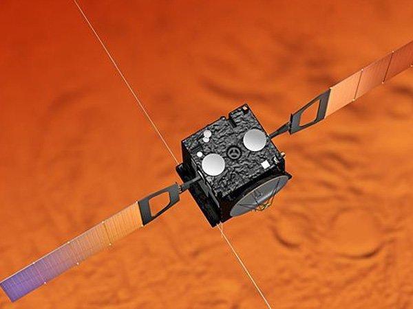 4 ТОП-7 фактов о воде на Марсе