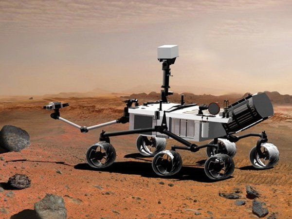6 ТОП-7 фактов о воде на Марсе