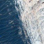 НАСА обнародовало снимок золотого каньона на Красной планете