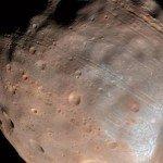 Фобос будет разрушен Марсом